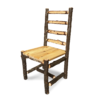 Hickory Ladder Back Dining Chair
