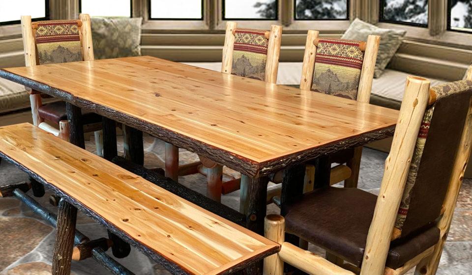 a log table